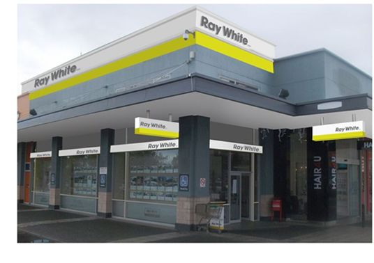 Ray White Botany Town Centre office